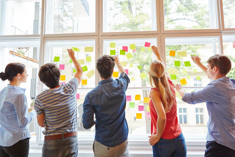 maak uw organisatie wendbaar met Learning Agility