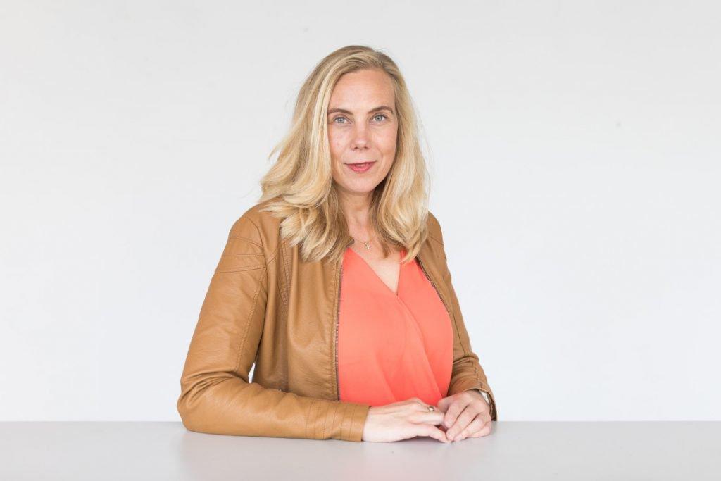 Femke Nijboer, foto door Annabel Jeuring