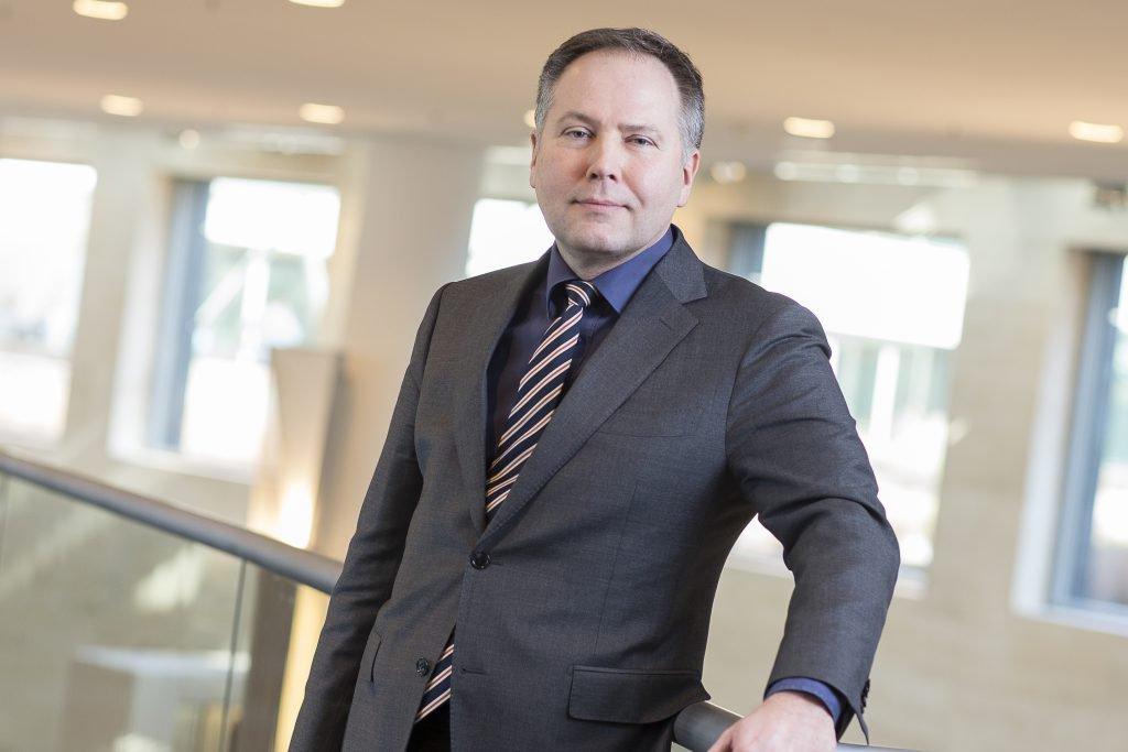 Han Mesters, Sector Banker bij ABN Amro