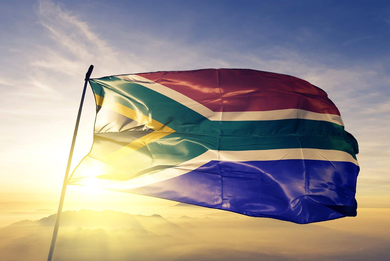 Zuid-Afrika een feit